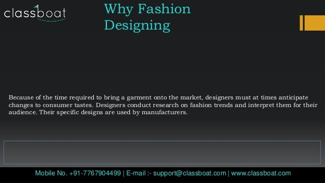 Best Fashion Designing Courses In Mumbai