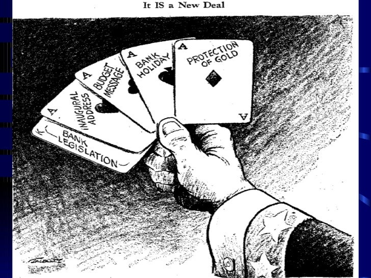 fdr s the new deal sequence of In order to push his new deal legislation through congress, fdr relied on the support of the people who put him in office much of fdr's new deal legislation was complex and vast in scope, which would have made it difficult for citizens to understand.