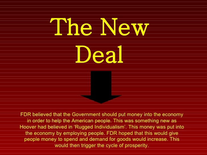roosevelt proposes the new deal Franklin delano roosevelt is noted for his new deal social and economic package of programs.