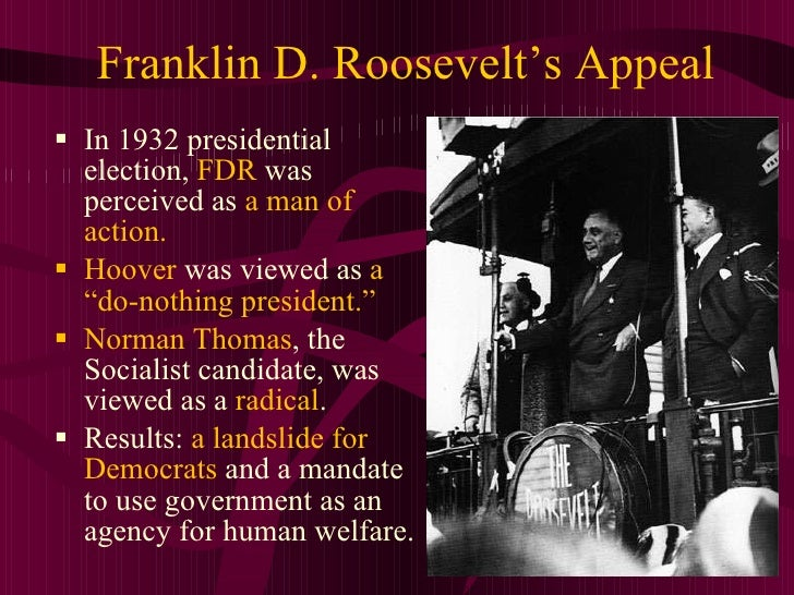 franklin d roosevelt and new deal ↑ roosevelt, franklin d franklin d roosevelt: executive order 9250 establishing the office of economic  franklin d roosevelt and the new deal,.