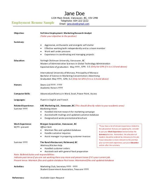 work well under pressure resume
