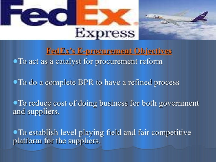 fedex e procurement Preferred supplier contract information: the fedex contract is a negotiated contract awarded in collaboration with the educational and institutional cooperative service (e&i), a national purchasing cooperative that serves over 2,300 member colleges and universities across the country.