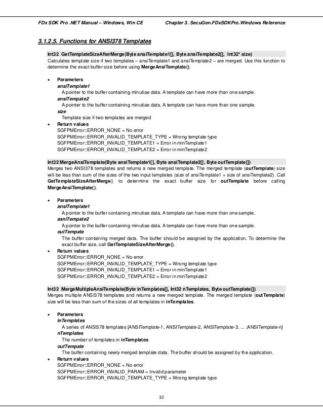 F dx sdk pro  net programming manual (windows) sg1 0030-b-008