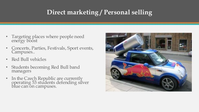 marketing 3 ass 2 red bull Red bull, an energy drink, was born in the early '80s after an encounter between dietrich masteschitz, a toothpaste salesman from austria, and chaleo yoovidhya, a.