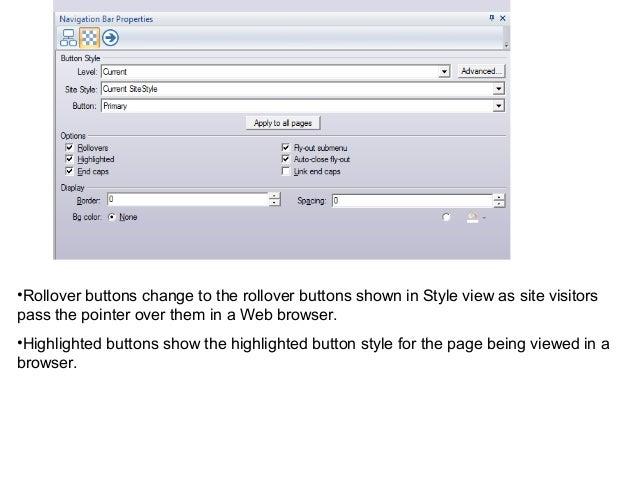 netobjects fusion 2015 manual book rh slideshare net netobjects fusion 2015 user guide NetObject Fusion Ger