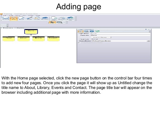 netobjects fusion 2015 manual book rh slideshare net NetObjects Fusion 12 Demo netobjects fusion 2015 user guide