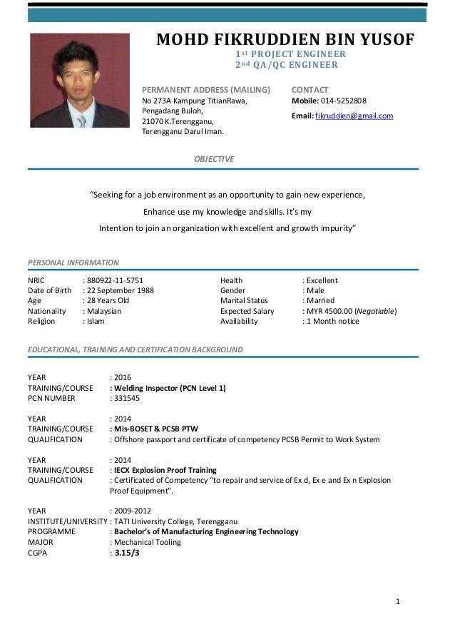 Resume_rev 3