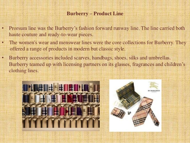 burberry distribution channels Burberrys current markets and product lines  the more distribution channels used,  which are the ultimate channels for burberry for distribution of products in.