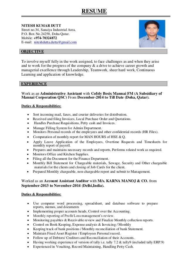 Nitesh updated resume updated01 altavistaventures Images