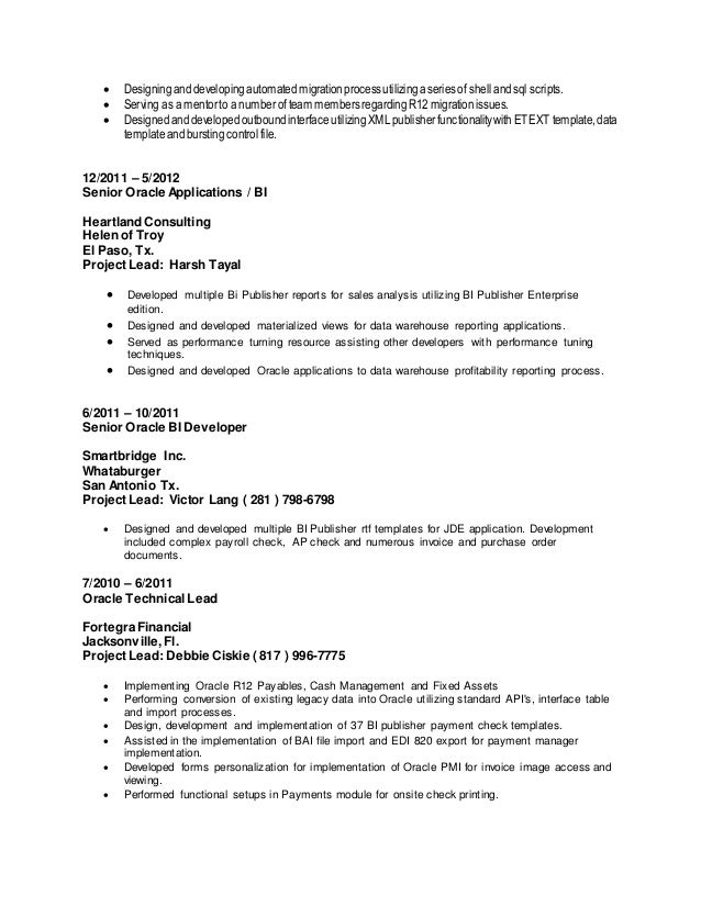Computer programming job resume Free Sample Resume Cover