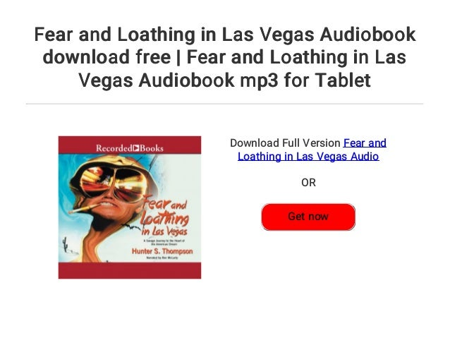 fear and loathing in las vegas mp3 free download