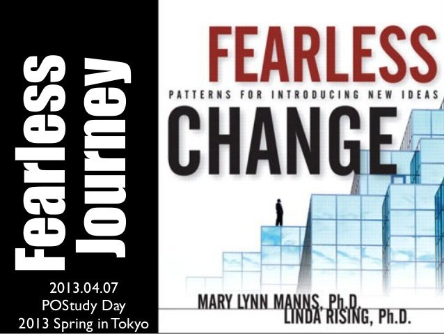 Fearless Journey    2013.04.07   POStudy Day2013 Spring in Tokyo