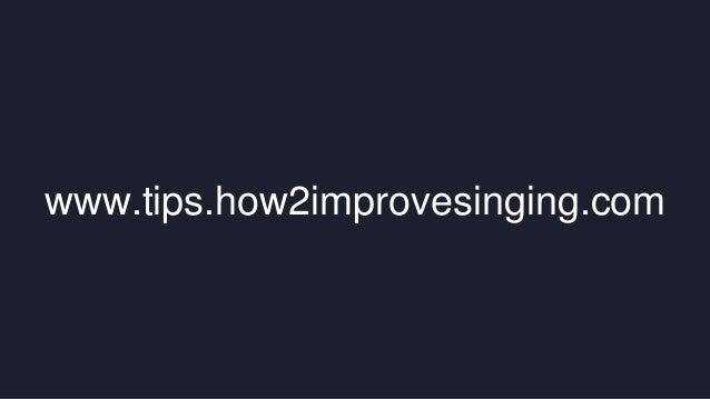 www.tips.how2improvesinging.com