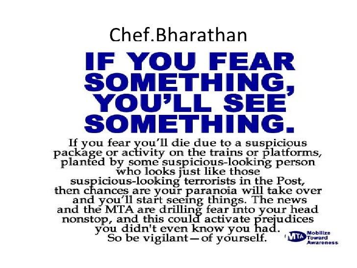 Chef.Bharathan