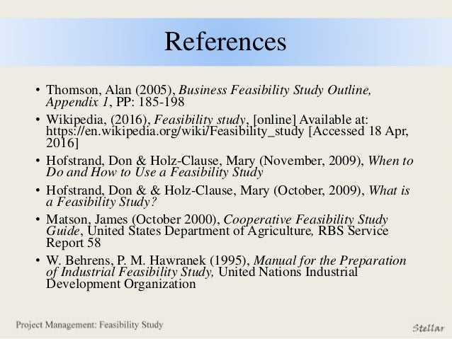 differentiate between feasibility study project report and business plan