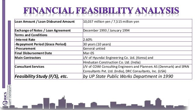 feasibility report of financial management The purpose of a feasibility study is to analyze a business proposal to determine if the project is viable and if it should be followed through with determining if a.