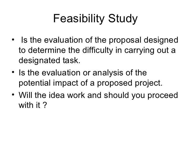 feasibility study on entrepreneurship Business_feasibility_study_outline entrepreneurship and business i alan thompson 2005 appendix i business feasibility study outline funding.