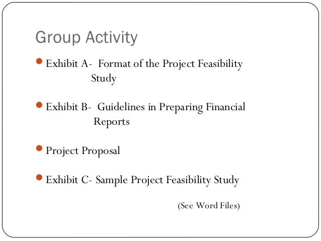 conceptual planning and feasibility study Planning for performance a conceptual design and feasibility study is a collaboration between emerson and you  conceptual design and feasibility study process implementation of projects to increase your operation's performance through enhanced technologies and improved business.
