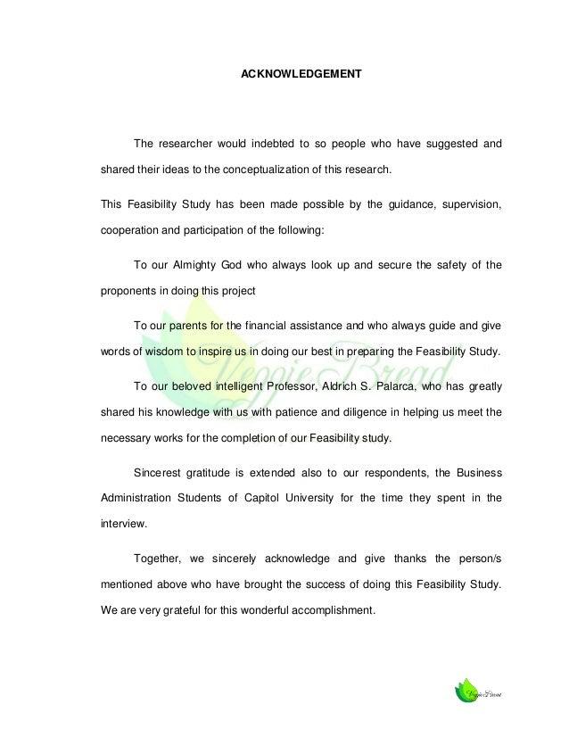 FEASIBILITY STUDY: by nel mendoza on Prezi