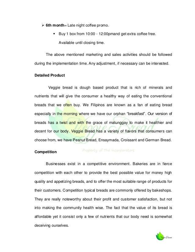 malunggay bread thesis