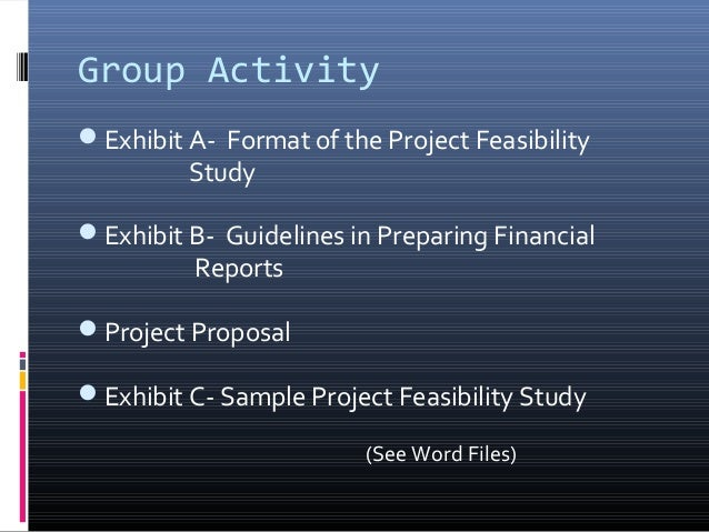 project proposal on coffee cart feasibility A cost benefit analysis of the actual business or project viability the feasibility study is conducted during the deliberation phase  concept's feasibility this.