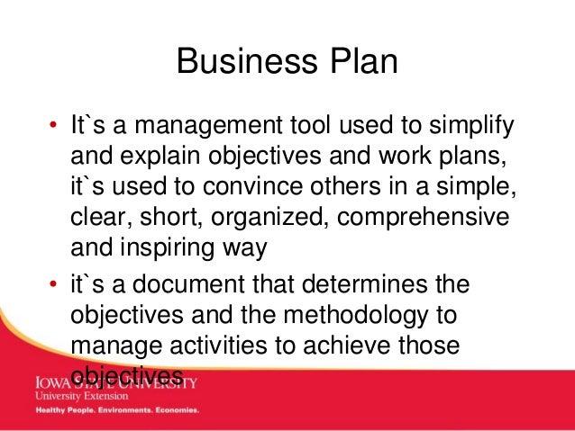 Business Plan VS Feasibility study Slide 3