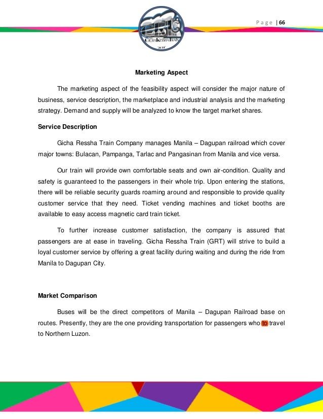 (DOC) A Project of Feasibility Study of Establishing ...