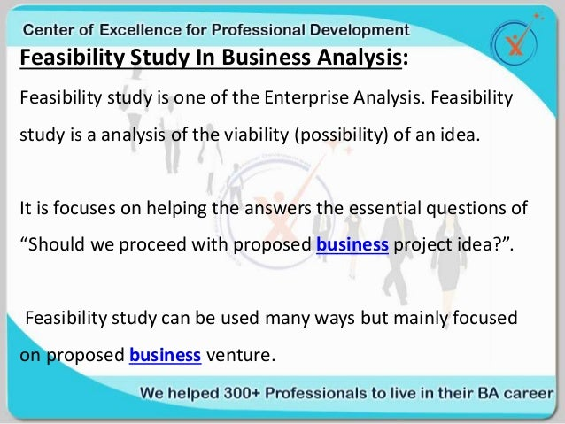 Feasibility Study Proposal Example | Free Essays ...