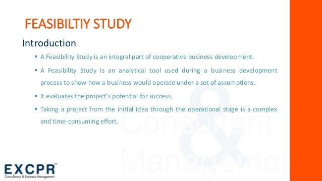 Project Feasibility Study Slideshare