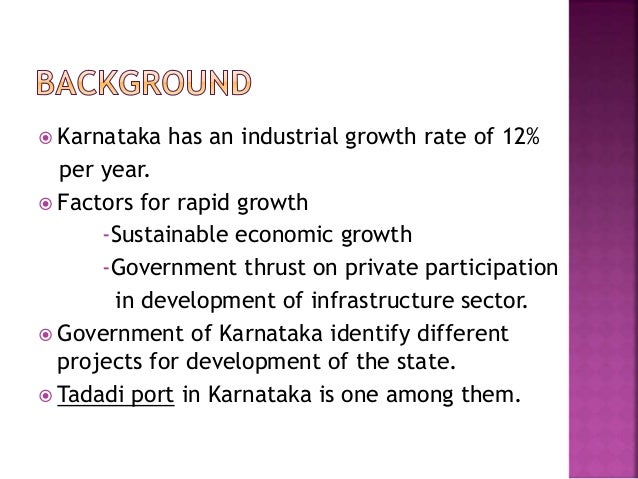 Pre-Investment, Sectoral and Feasibility Studies