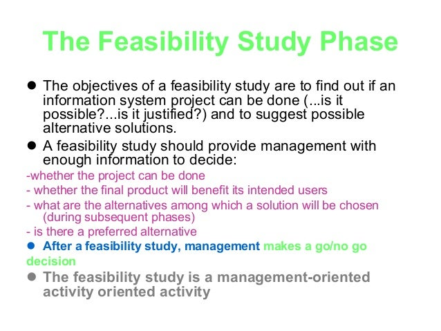what is feasibility analysis To find out if your newest idea, product, or service is viable you need to conduct a feasibility study use our guide and survey template to get started asap.