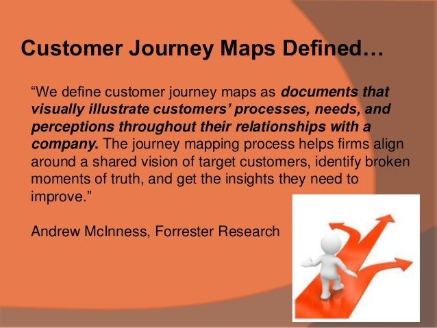 Customer Journey Mapping For Libraries - Forrester customer journey mapping