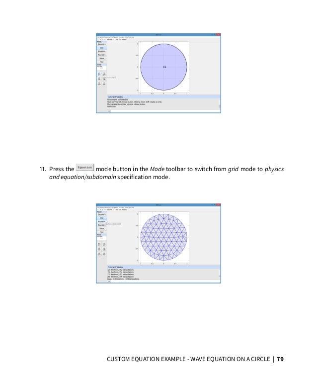 FEATool Multiphysics Matlab FEM and CFD Toolbox - v1 6