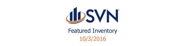 Featured Inventory 10/3/2016