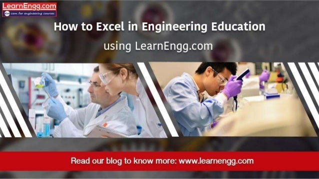 Features of LearnEngg.com