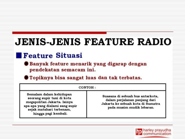 Feature Radio