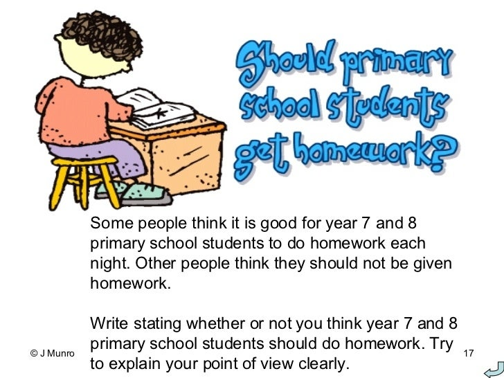 should homework be banned essay Should homework be banned from schools: an essay sample when it comes to completing an essay, sometimes a student needs to see an example of the work, before they can begin creating their own.