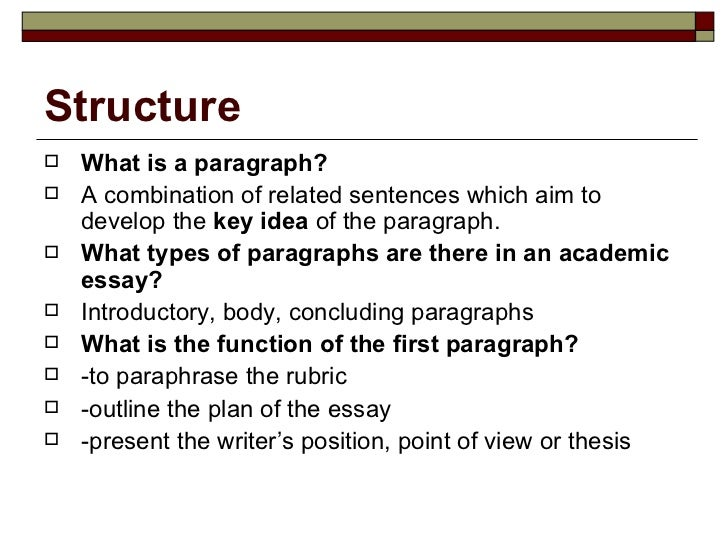 Features of academic essay – Academic Essay