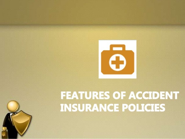 Accidents are inevitable and that is primarily one of the reasons why we purchase different insurance policies to financia...