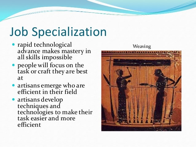 features of civilization