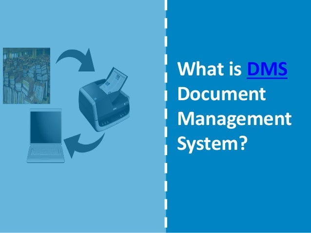 the importance of document management systems Docmanager™ is a complete document management system which help you to manage & preserve a document for a longer duration or for life time it also results in saving of indirect cost due to loss or damage of important documents here are the key f.