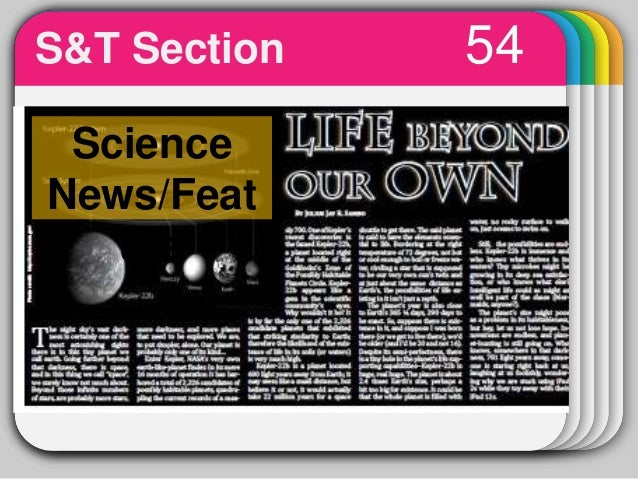 ST Section 54 WINTER Template Science News Feat Ure