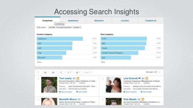Accessing Search Insights