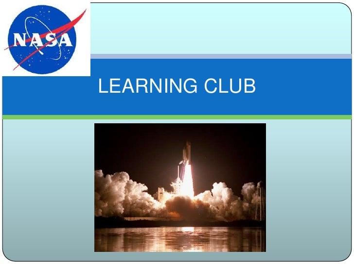 LEARNING CLUB<br />