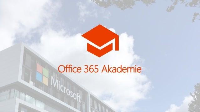 Office 365 Akademie