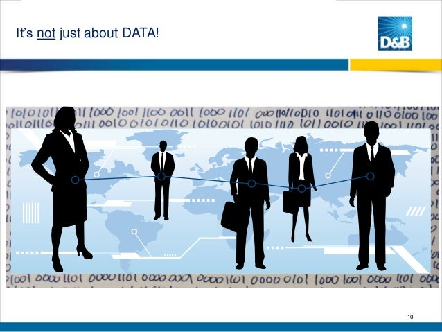 """Data just Data DATA! It""""s notData aboutDATA!  10"""