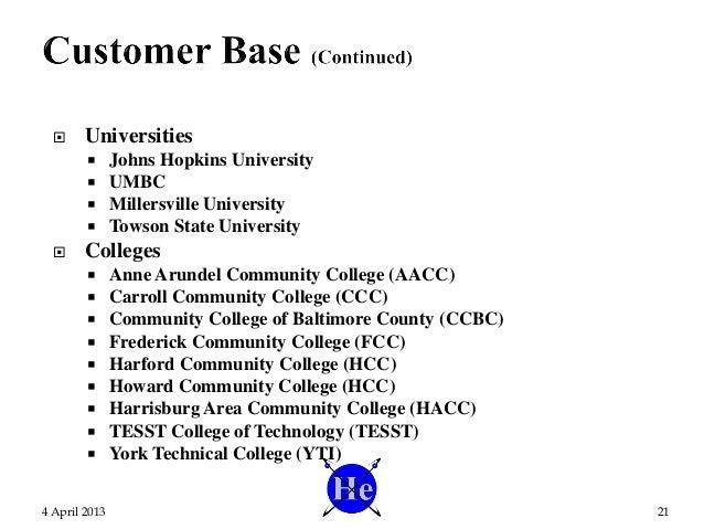  Universities  Johns Hopkins University  UMBC  Millersville University  Towson State University  Colleges  Anne Aru...