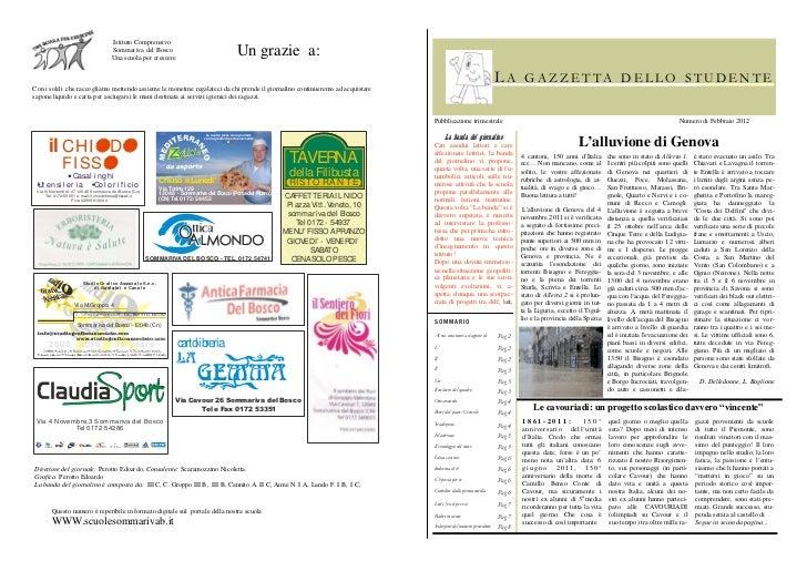 Istituto Comprensivo                                         Sommariva del Bosco                                         U...