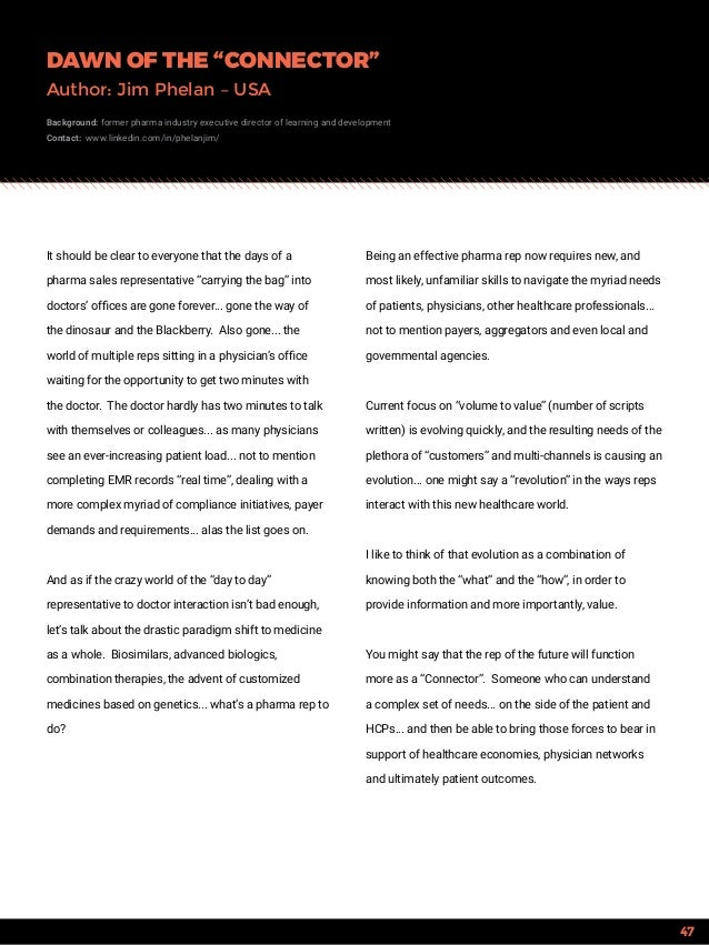 Ebook futuro do representante de vendas the executives perspective 46 47 fandeluxe Image collections