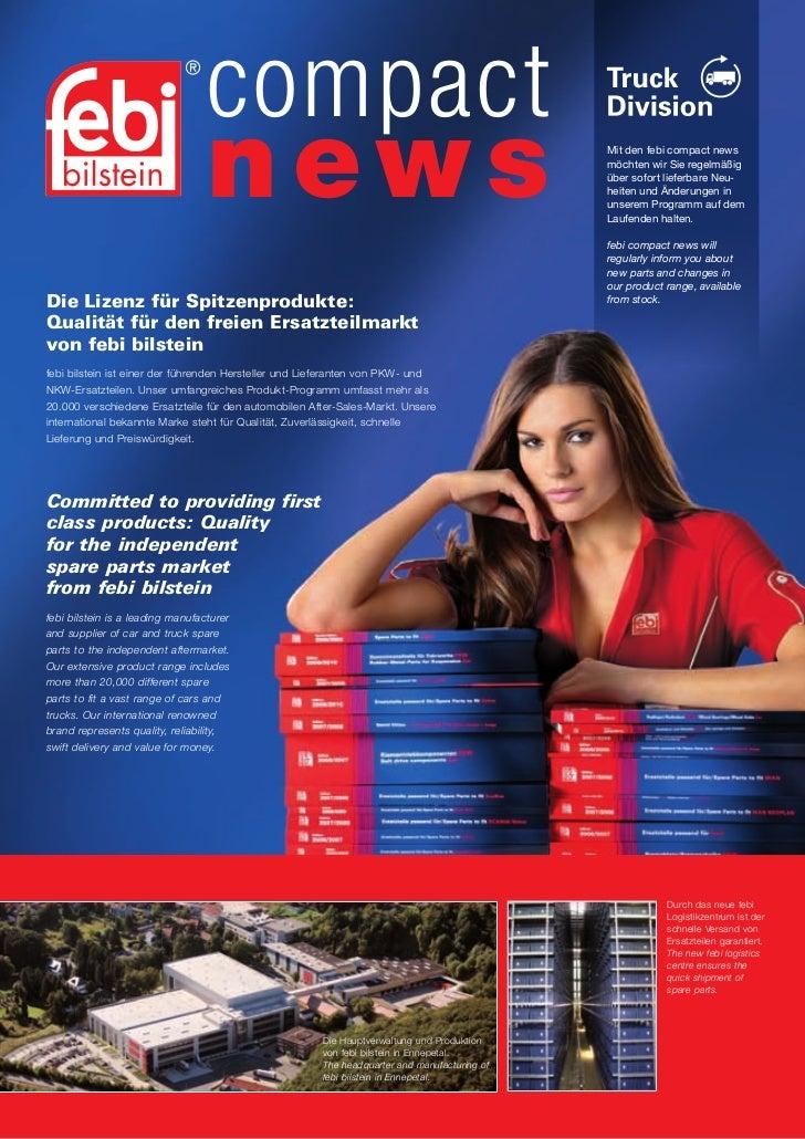 compact                                   news                                                      Mit den febi compact n...